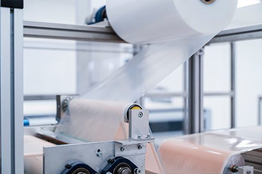 Silicone production